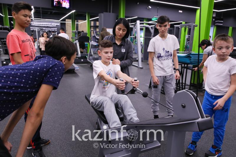 Новую стратегию развития массового спорта разработают в Казахстане
