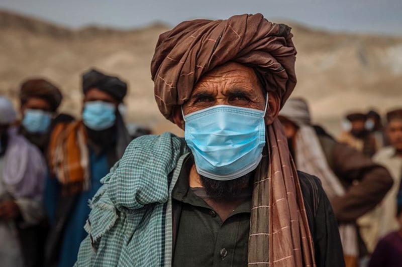 阿富汗危机: 本月数百万人的粮食供应可能告罄