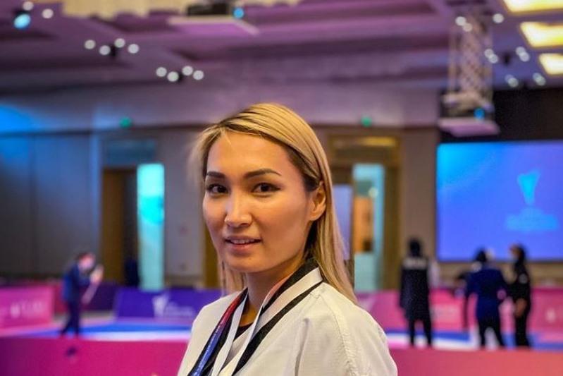 Казахстанская тхэквондистка стартовала с поражения на Паралимпиаде-2020