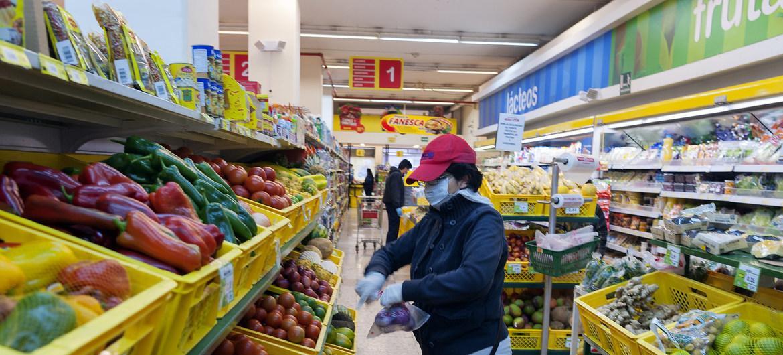 联合国粮农组织:8月全球食品价格上涨