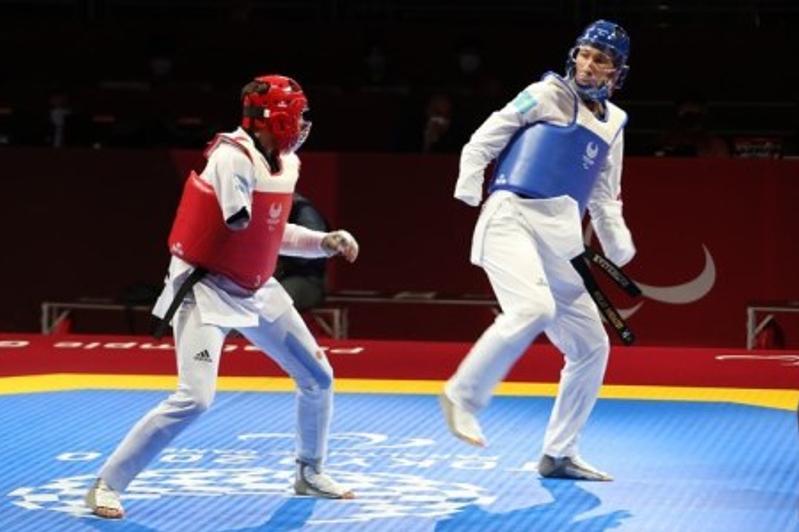 Казахстанский тхэквондист сразился за «бронзу» Паралимпиады-2020