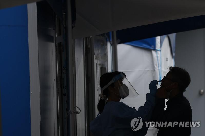 韩国新增1709例新冠确诊病例 累计257110例
