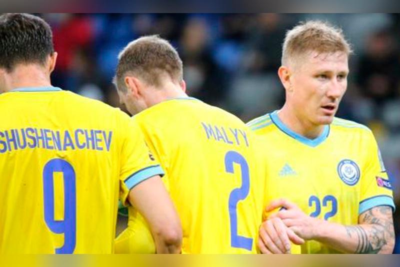 Сборная Казахстана по футболу сыграет с командой Финляндии в отборе на ЧМ-2022