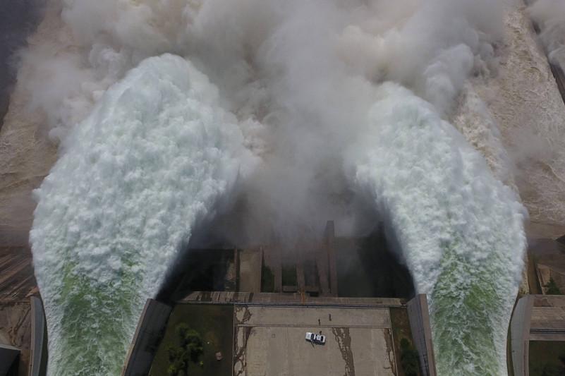 Қытайдағы Хубэй провинциясында бөгеттегі апатқа байланысты 5 мың адам эвакуацияланды