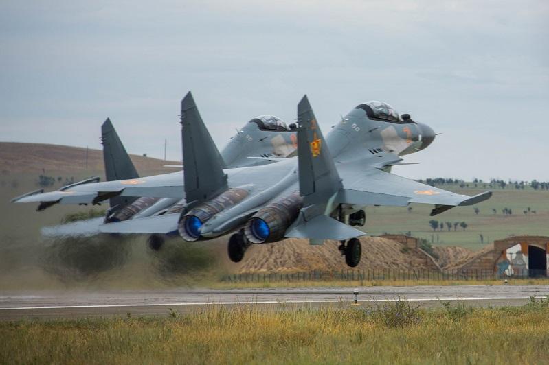 Казахстанские военнослужащие участвуют в учении «Боевое содружество-2021»