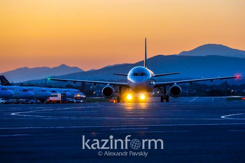 Казахстан увеличит авиарейсы в Турцию