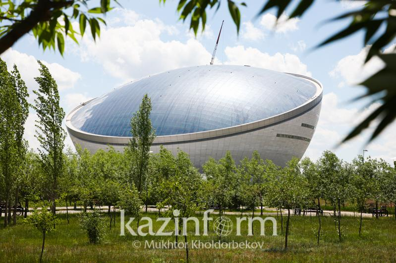 Nazarbayev Center held 'Under one sky' int'l photo exhibition