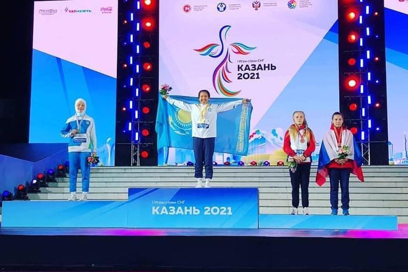 首届独联体运动会:哈萨克斯坦青年拳击队获得4枚金牌