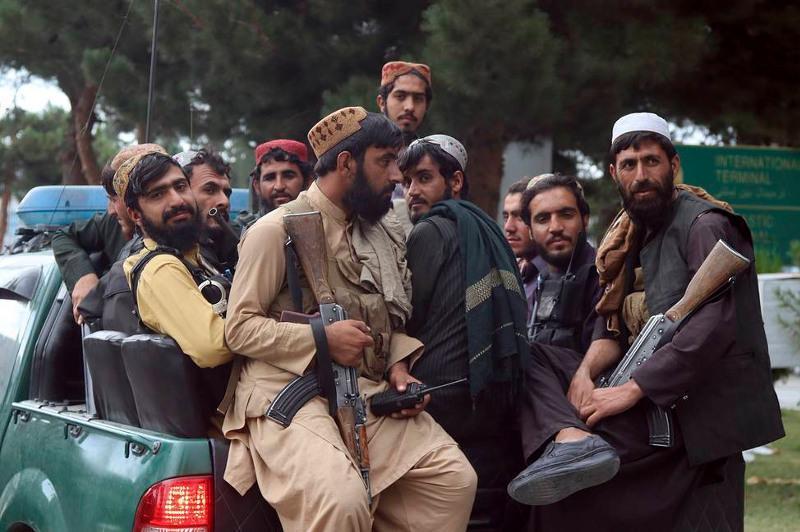 塔利班宣布已完全控制潘杰希尔省
