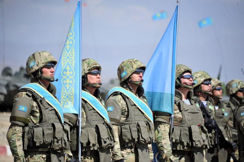 哈萨克斯坦将与俄罗斯和白俄罗斯举行联合演习