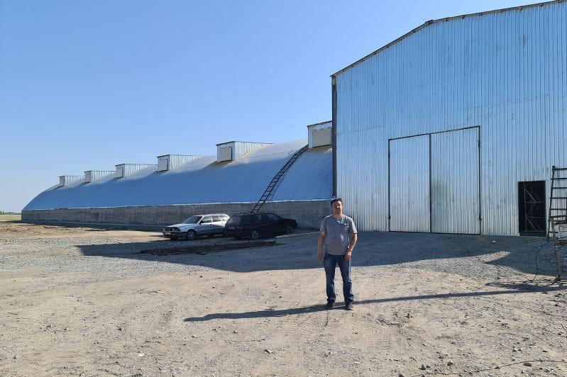 В Павлодарской области введено в строй картофеле-овощехранилище