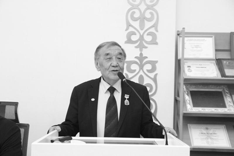 Скончался известный ученый Сакен Амиреев