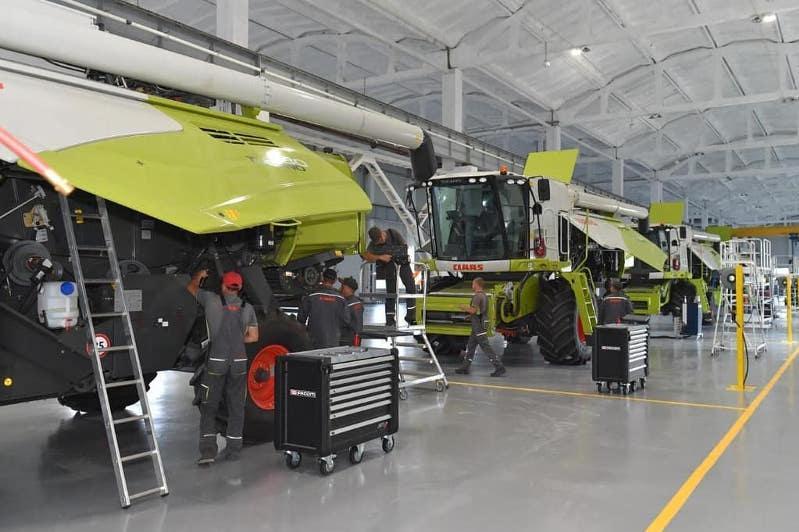 Будем собирать до 500 единиц сельхозтехники - аким СКО