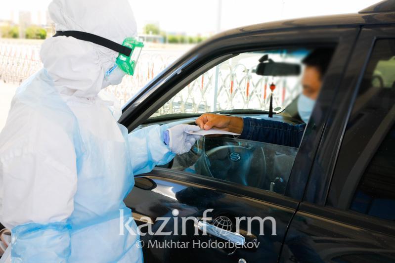 Десять человек без ПЦР-тестов не пустили в Казахстан из СНГ