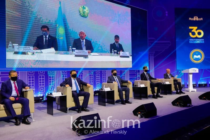 1st Int'l Forum of Young Scholars kicks off in Almaty