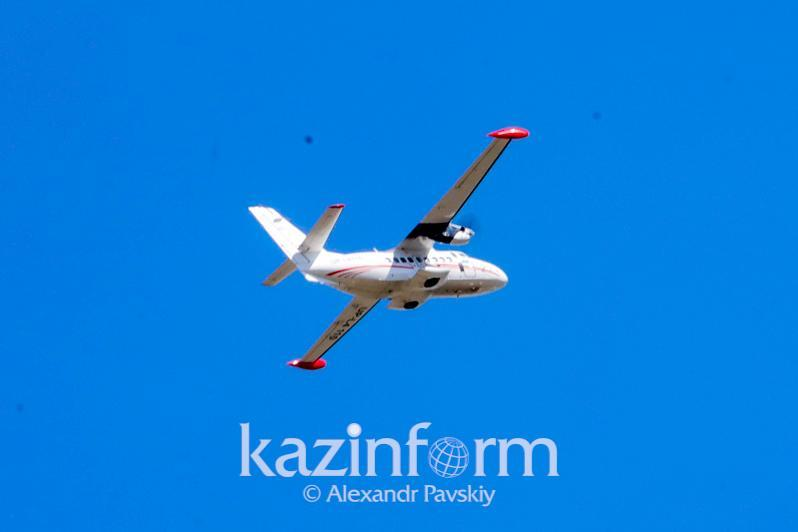 Казахстан возобновляет регулярное авиасообщение с Мальдивами