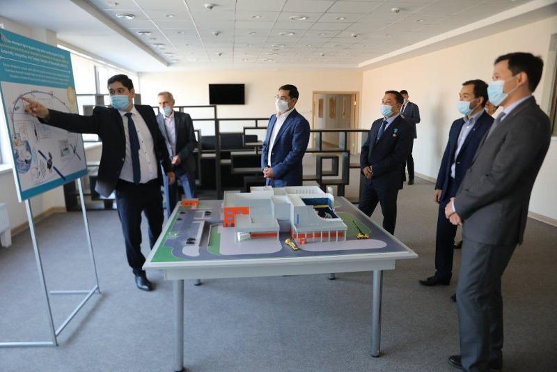 В Казахстане планируют создать космический хаб