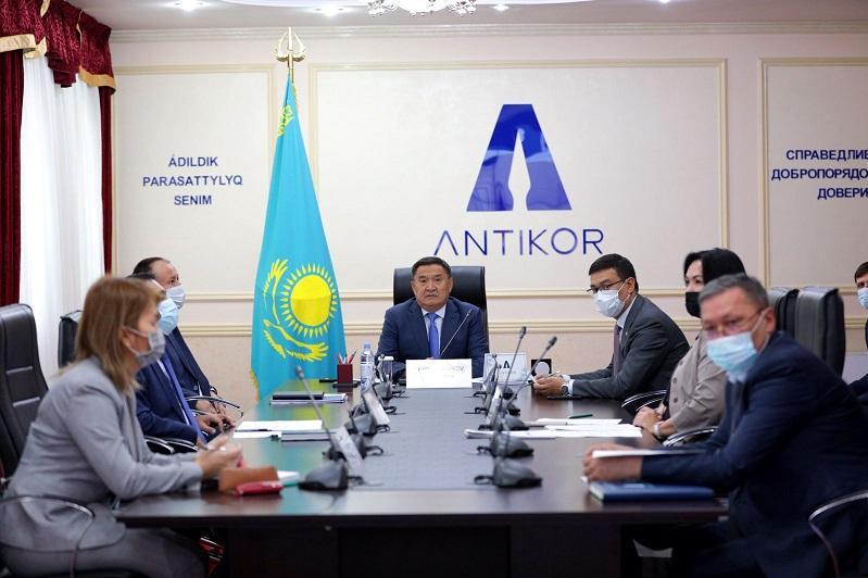 Марат Ахметжанов возглавил Межгоссовет по противодействию коррупции СНГ