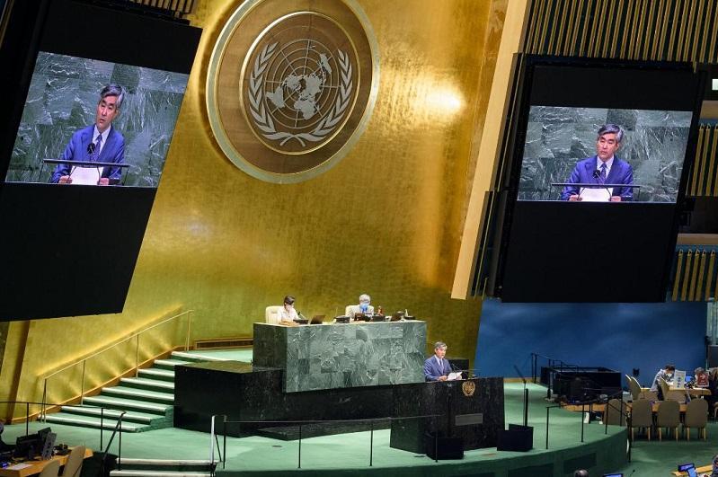 Ядерная безопасность возможна, только если она будет универсальной и недискриминационной - Магжан Ильясов