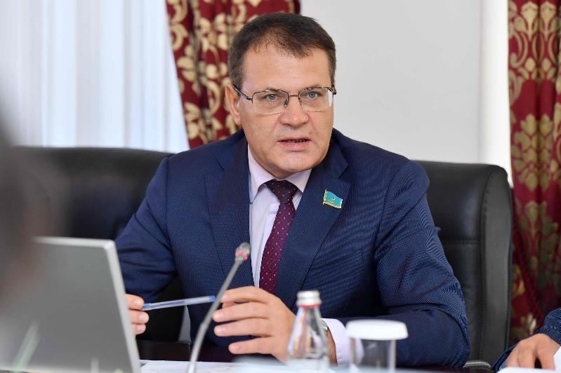 Senator elimizdegi memlekettik ekologııalyq baqylaýdyń sapasyna kóńili tolmaıtynyn aıtty