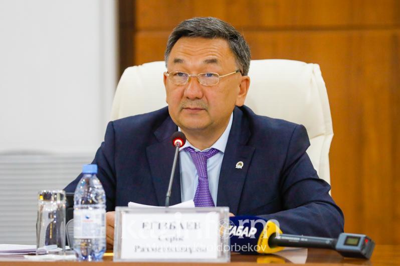 Серик Егизбаев: Этнокультурные объединения участвуют в привлечении инвестиций в Казахстан
