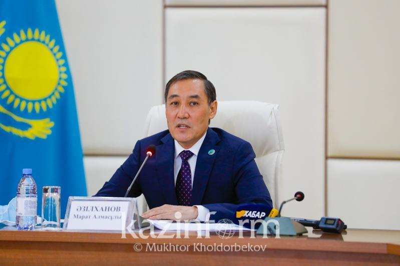Послание Президента стало четким ответом на актуальные вопросы повестки дня – Марат Азильханов