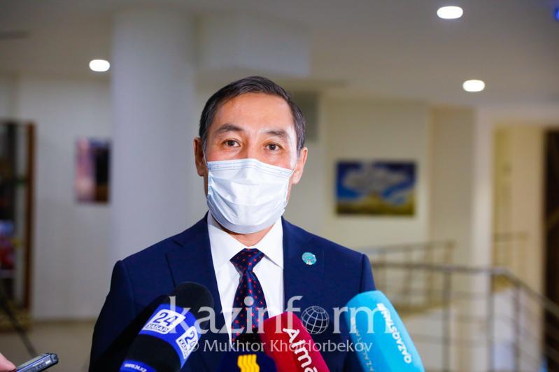Марат Әзілханов: Жолдаудың гуманитарлық негізіәр азаматтың мүддесіне бағытталды