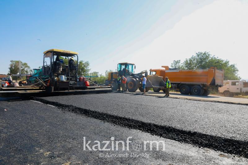 Ремонт каких автодорог будет завершен в текущем году в Казахстане