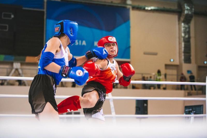 首届独联体运动会:哈萨克斯坦在泰拳比赛中获得11枚奖牌