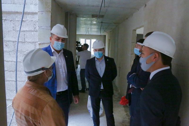 Состояние студенческих общежитий проверяют в Казахстане