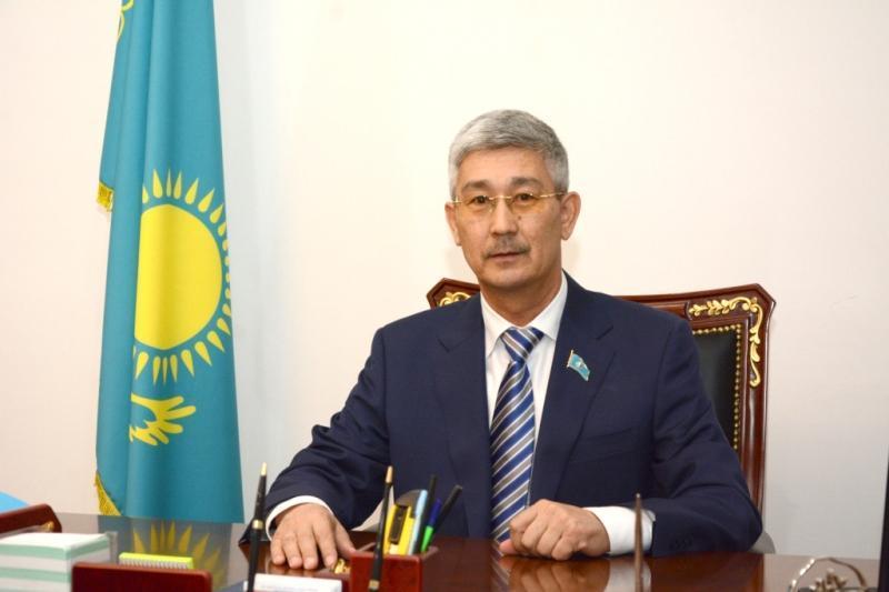 Серикбай Трумов назначен депутатом Сената Парламента РК