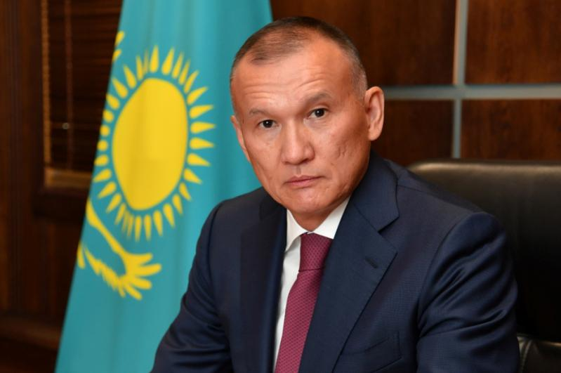 Берик Имашев назначен председателем ЦИК РК