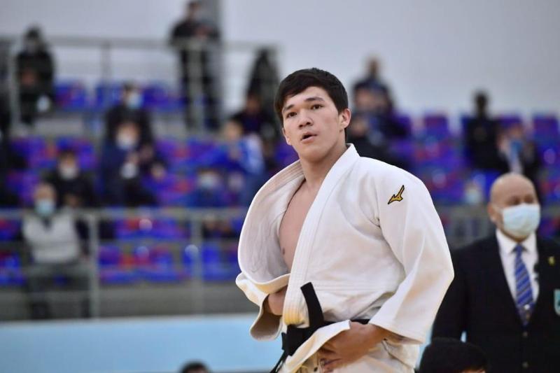 首届独联体运动会:哈萨克斯坦柔道队获得6枚奖牌