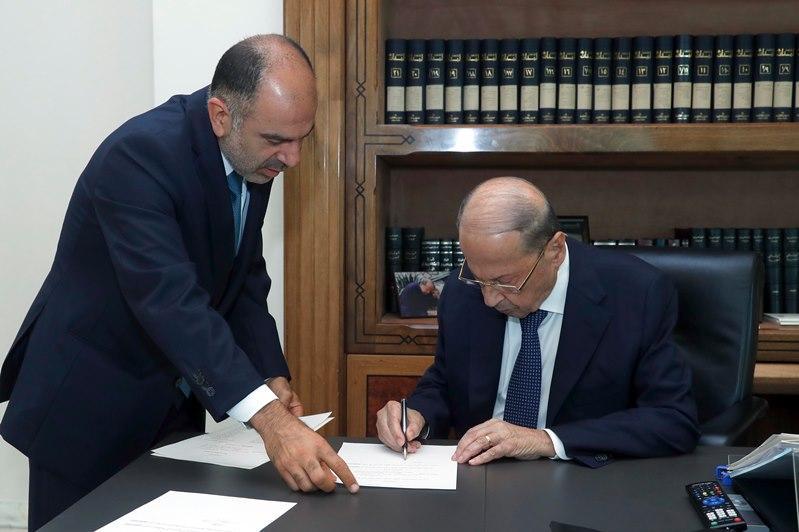 В Ливане сформировано правительство национального спасения