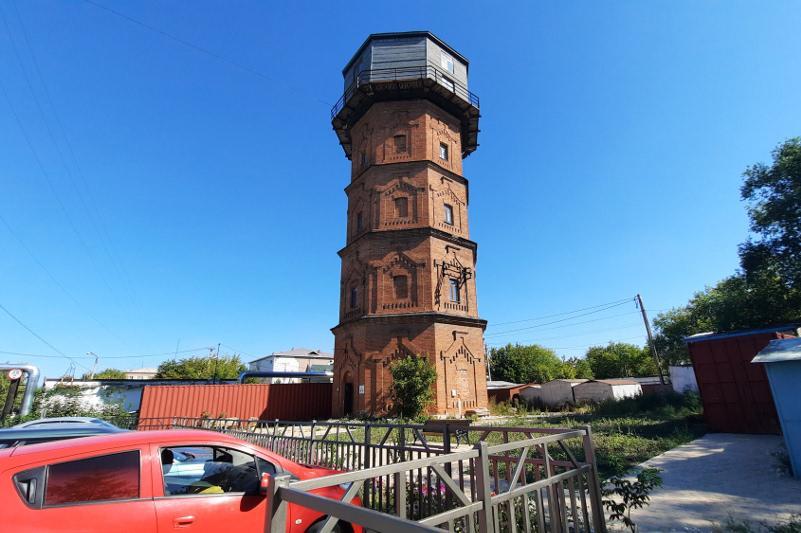 Какие тайны хранит вековая водонапорная башня в Петропавловске