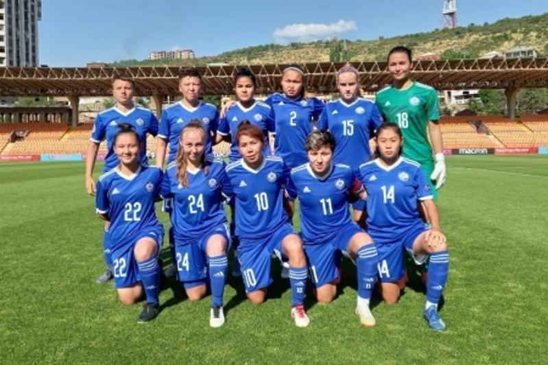 Стал известен состав женской сборной Казахстана на матчи против Уэльса и Греции
