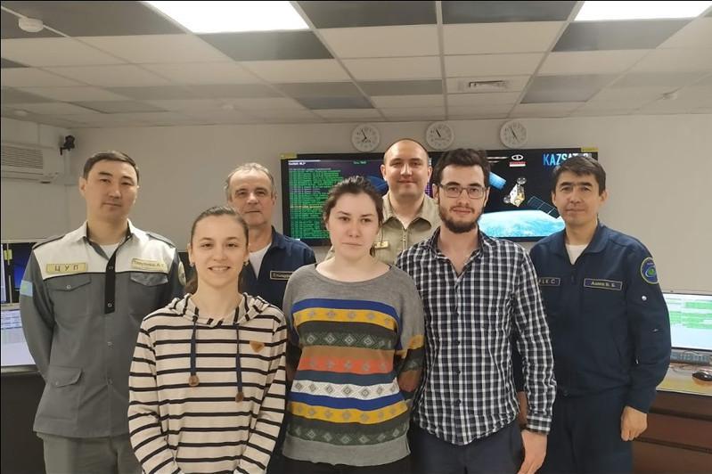 «Мы слышим, как бьется сердце «Казсата»! - молодые инженеры РЦКС