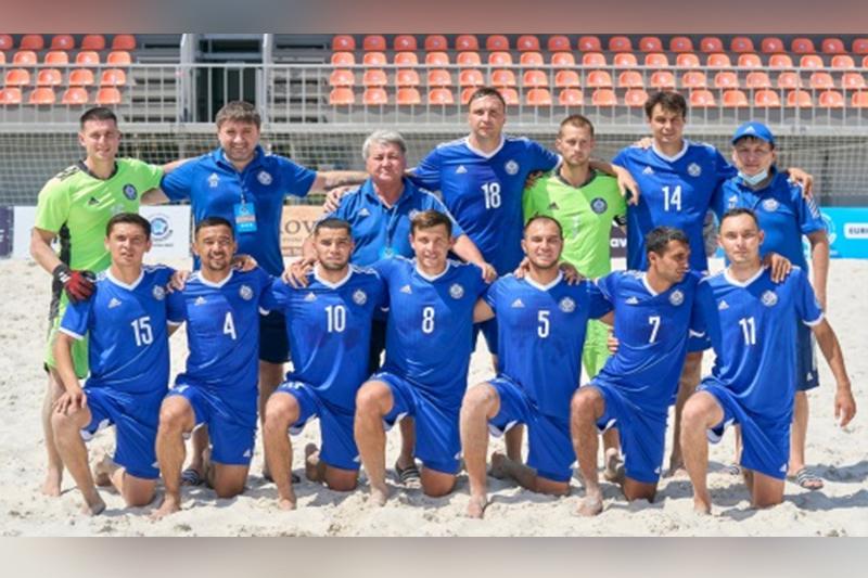Сборной Казахстана устроили разгром в третьем матче Промофинала Евролиги