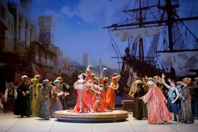 Балетным спектаклем «Корсар» открывает театральный сезон «Астана Опера»