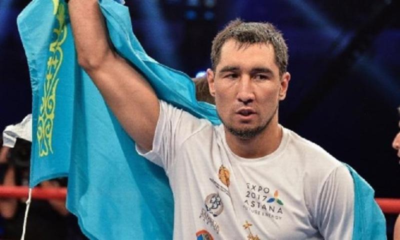 Казахстанский боксер стал претендентом на титул чемпиона мира по версии WBA