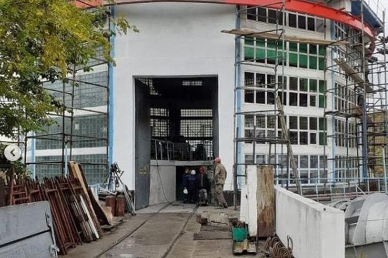 Насосная станциявновь заработала после аварии в Павлодарской области