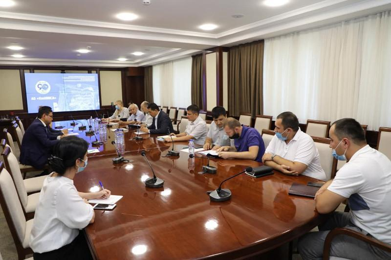 哈乌两国将在建筑领域开展合作
