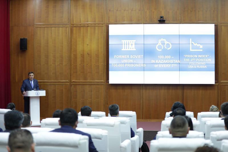 Эксперты Совета Европы впервые оценивают антикоррупционную систему Казахстана