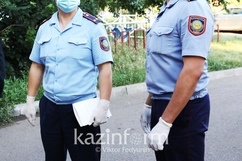 Более трех тысяч преступлений совершено в Казахстане за неделю