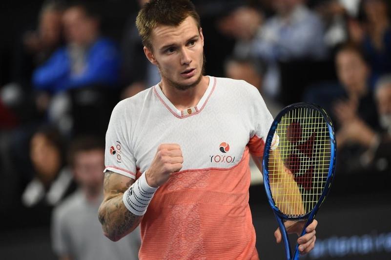 ATP最新排名: 巴伯里克创个人最佳排名