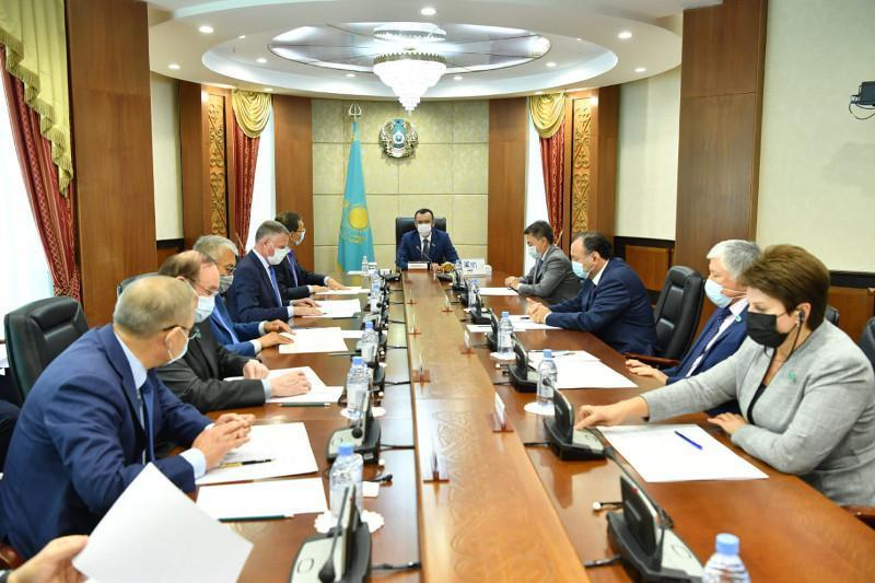 参议院召开主席团会议 讨论全体会议议程