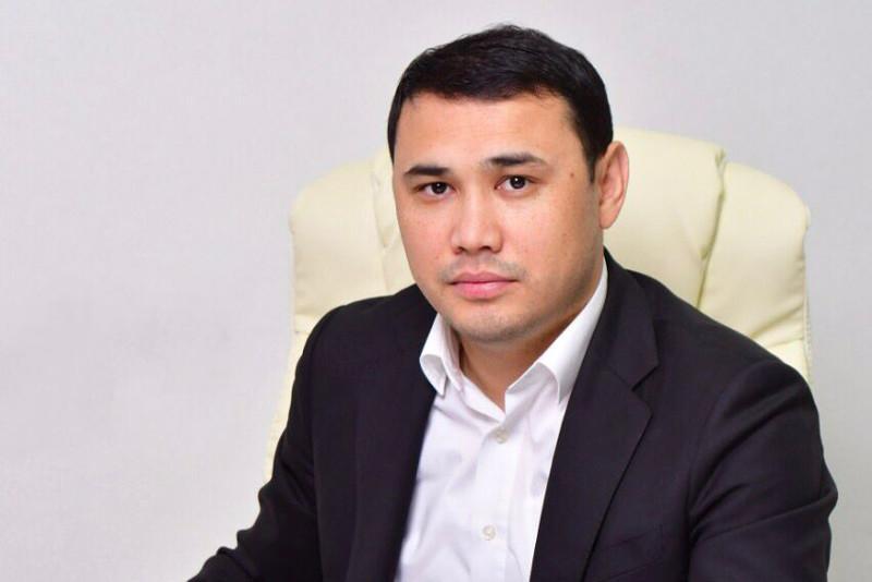 «31-арнаның» бас директоры лауазымына Құрманбек Жұмағали тағайындалды