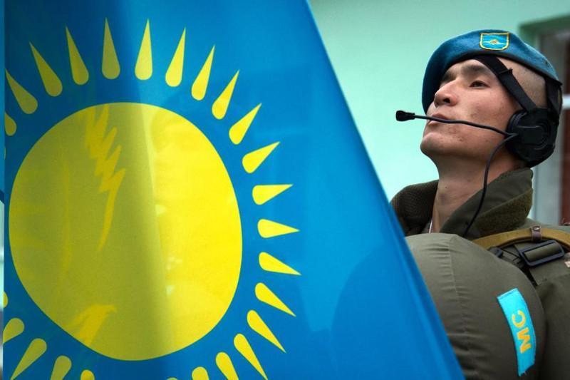 """哈萨克斯坦将参加""""和平使命—2021""""上合组织联合反恐军事演习"""
