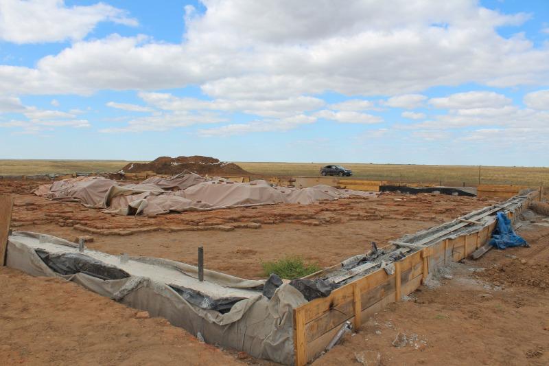 Сеть мазаров обнаружили во время раскопок на «Кызыл оба» в СКО
