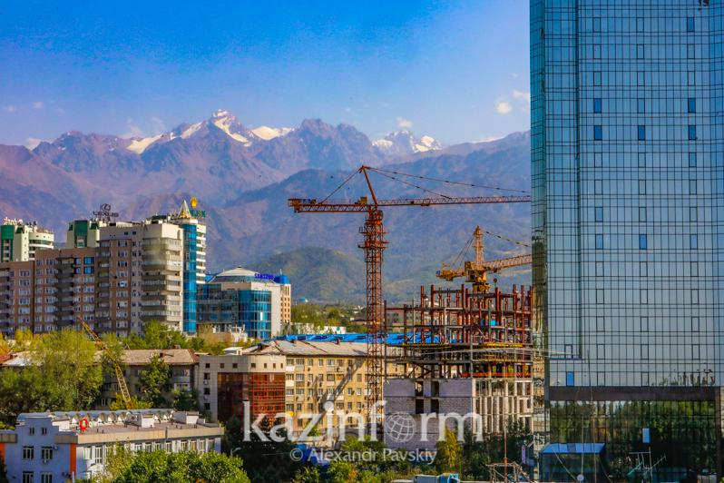 2,6 млн квадратных метров жильясдадутдо конца годав Алматы
